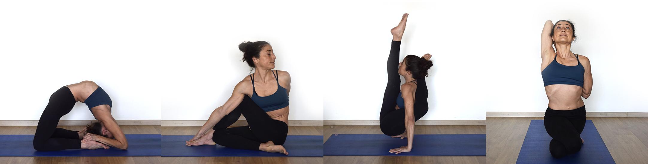 Laia Yañez Ashtanga Yoga Mysore Barcelona Asana